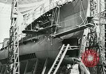 Image of Spanish submarines Spain, 1942, second 52 stock footage video 65675022358