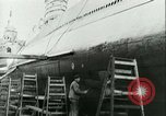 Image of Spanish submarines Spain, 1942, second 58 stock footage video 65675022358