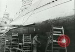 Image of Spanish submarines Spain, 1942, second 59 stock footage video 65675022358