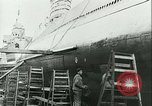 Image of Spanish submarines Spain, 1942, second 60 stock footage video 65675022358