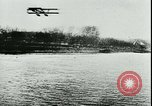 Image of Collier flight on Seine 1911 Paris France, 1912, second 31 stock footage video 65675022364