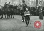 Image of Manfred von Richthofen the Red Baron Berlin Germany, 1925, second 50 stock footage video 65675022369