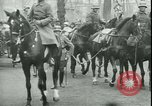 Image of Manfred von Richthofen the Red Baron Berlin Germany, 1925, second 60 stock footage video 65675022369