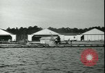 Image of bi-winged Letord aircraft Gironde France, 1918, second 17 stock footage video 65675022376
