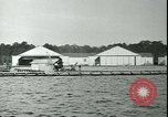 Image of bi-winged Letord aircraft Gironde France, 1918, second 21 stock footage video 65675022376