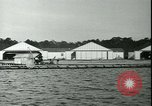 Image of bi-winged Letord aircraft Gironde France, 1918, second 23 stock footage video 65675022376