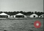 Image of bi-winged Letord aircraft Gironde France, 1918, second 31 stock footage video 65675022376