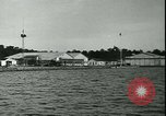 Image of bi-winged Letord aircraft Gironde France, 1918, second 38 stock footage video 65675022376