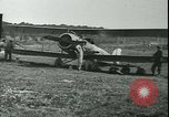 Image of 99th Aero Squadron in World War 1 Dogneville France, 1918, second 2 stock footage video 65675022378