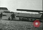 Image of 99th Aero Squadron in World War 1 Dogneville France, 1918, second 8 stock footage video 65675022378
