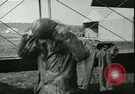 Image of 99th Aero Squadron in World War 1 Dogneville France, 1918, second 32 stock footage video 65675022378