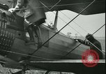 Image of 99th Aero Squadron in World War 1 Dogneville France, 1918, second 40 stock footage video 65675022378