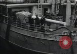 Image of Wounded US Army soldiers disembark from a steamer New York City Harbor USA, 1919, second 3 stock footage video 65675022382