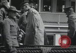 Image of Wounded US Army soldiers disembark from a steamer New York City Harbor USA, 1919, second 36 stock footage video 65675022382