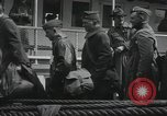 Image of Wounded US Army soldiers disembark from a steamer New York City Harbor USA, 1919, second 43 stock footage video 65675022382