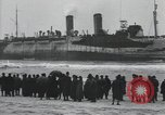 Image of Northern Pacific aground at Fire Island Fire Island New York USA, 1919, second 16 stock footage video 65675022383