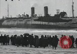 Image of Northern Pacific aground at Fire Island Fire Island New York USA, 1919, second 18 stock footage video 65675022383