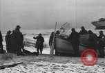 Image of Northern Pacific aground at Fire Island Fire Island New York USA, 1919, second 37 stock footage video 65675022383