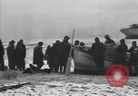 Image of Northern Pacific aground at Fire Island Fire Island New York USA, 1919, second 40 stock footage video 65675022383