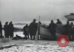 Image of Northern Pacific aground at Fire Island Fire Island New York USA, 1919, second 43 stock footage video 65675022383