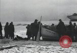 Image of Northern Pacific aground at Fire Island Fire Island New York USA, 1919, second 45 stock footage video 65675022383