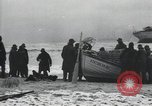 Image of Northern Pacific aground at Fire Island Fire Island New York USA, 1919, second 46 stock footage video 65675022383
