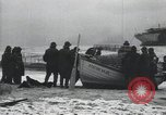 Image of Northern Pacific aground at Fire Island Fire Island New York USA, 1919, second 50 stock footage video 65675022383