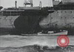 Image of Northern Pacific aground at Fire Island Fire Island New York USA, 1919, second 53 stock footage video 65675022383
