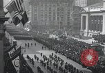 Image of 369th infantry 93rd division negro troops New York City USA, 1919, second 8 stock footage video 65675022385