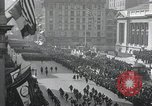Image of 369th infantry 93rd division negro troops New York City USA, 1919, second 13 stock footage video 65675022385