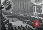 Image of 369th infantry 93rd division negro troops New York City USA, 1919, second 15 stock footage video 65675022385