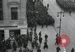 Image of 369th infantry 93rd division negro troops New York City USA, 1919, second 25 stock footage video 65675022385