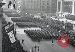 Image of 369th infantry 93rd division negro troops New York City USA, 1919, second 35 stock footage video 65675022385
