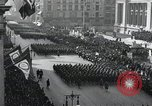 Image of 369th infantry 93rd division negro troops New York City USA, 1919, second 50 stock footage video 65675022385