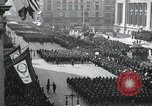 Image of 369th infantry 93rd division negro troops New York City USA, 1919, second 56 stock footage video 65675022385