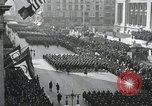 Image of 369th infantry 93rd division negro troops New York City USA, 1919, second 60 stock footage video 65675022385
