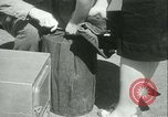 Image of Merrill Phonex and Harold Allen Syracuse New York USA, 1938, second 15 stock footage video 65675022387