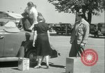 Image of Merrill Phonex and Harold Allen Syracuse New York USA, 1938, second 17 stock footage video 65675022387