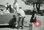 Image of Merrill Phonex and Harold Allen Syracuse New York USA, 1938, second 21 stock footage video 65675022387