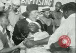 Image of Bishop C M Grace Newport News Virginia USA, 1938, second 22 stock footage video 65675022390
