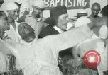 Image of Bishop C M Grace Newport News Virginia USA, 1938, second 23 stock footage video 65675022390