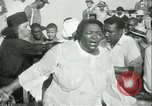Image of Bishop C M Grace Newport News Virginia USA, 1938, second 30 stock footage video 65675022390