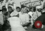 Image of Bishop C M Grace Newport News Virginia USA, 1938, second 39 stock footage video 65675022390