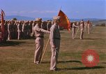 Image of Members of the 5th Division of USMC Camp Pendleton California USA, 1967, second 6 stock footage video 65675022396
