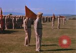 Image of Members of the 5th Division of USMC Camp Pendleton California USA, 1967, second 10 stock footage video 65675022396