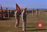 Image of Members of the 5th Division of USMC Camp Pendleton California USA, 1967, second 11 stock footage video 65675022396