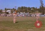 Image of Members of the 5th Division of USMC Camp Pendleton California USA, 1967, second 13 stock footage video 65675022396
