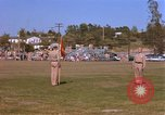Image of Members of the 5th Division of USMC Camp Pendleton California USA, 1967, second 14 stock footage video 65675022396