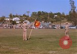 Image of Members of the 5th Division of USMC Camp Pendleton California USA, 1967, second 15 stock footage video 65675022396