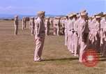 Image of Members of the 5th Division of USMC Camp Pendleton California USA, 1967, second 24 stock footage video 65675022396